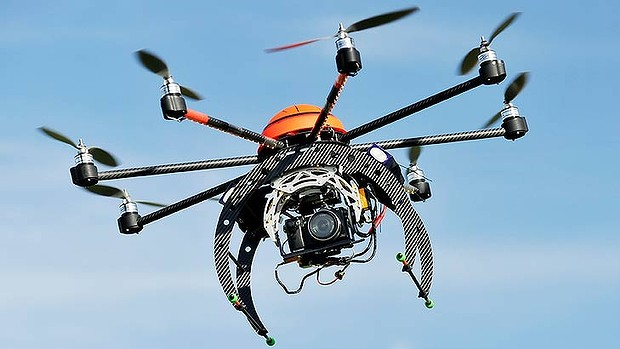 Drones continue to impact in 2016