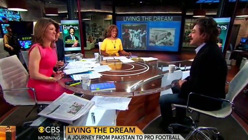 How he became a billionaire? Watch Shahid Khan interview