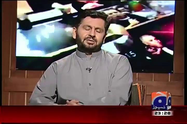 Jirga – (July 13)
