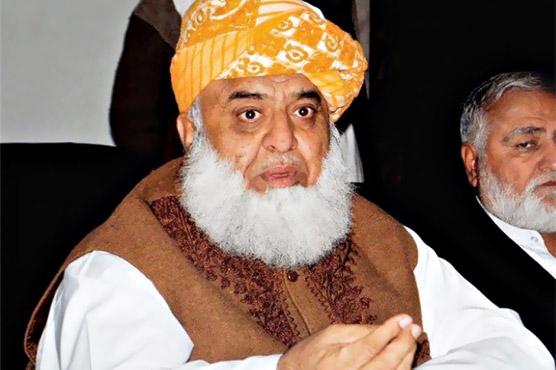 Maulana Fazlur Rehman's dual standard exposed