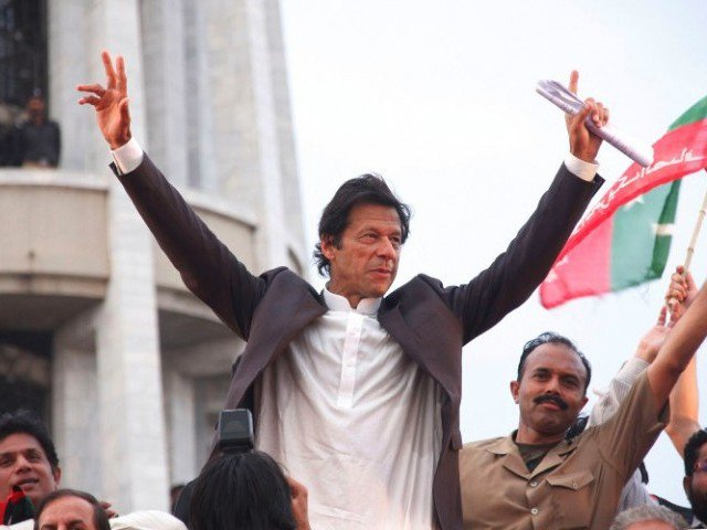 Imran Khan completes hat-trick, ET deseats PMLN candidate in NA-154