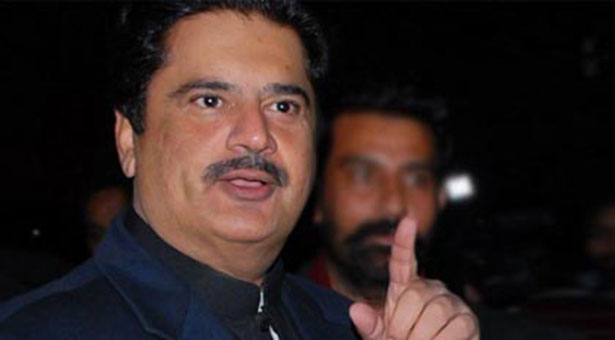 Nabeel Gabol terms attack on Rashid Godil as 'Inside Job'