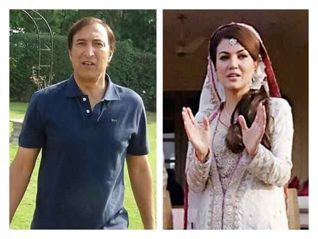 Reham Khan uses me 'like toilet paper to clean up her image': Ex-Husband