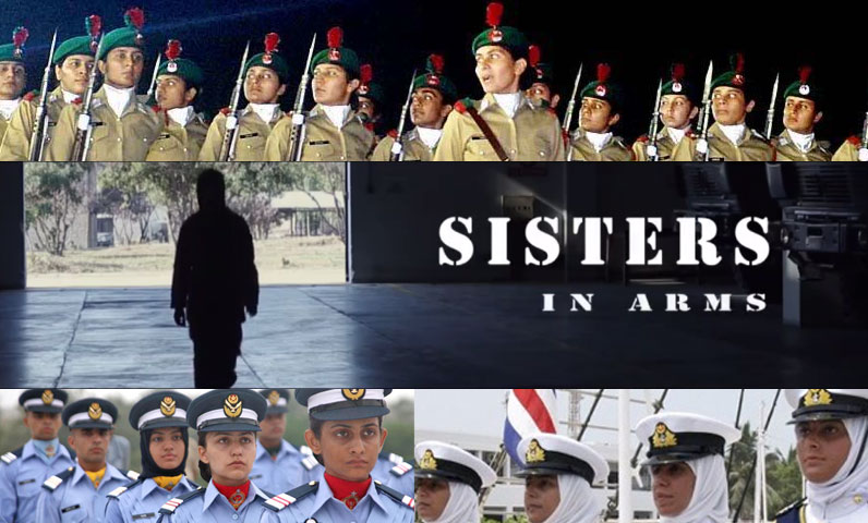 Sister in Arms – Produced by ISPR