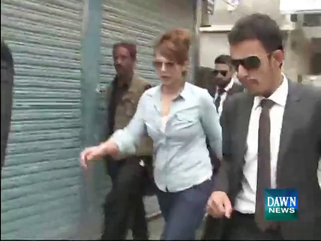 Ayyan Ali appears before court for hearing