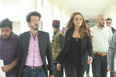 Petition filed against Ayyan Ali visit to KU