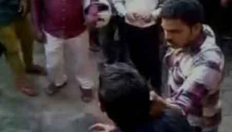 Muslim man thrashed in India for accompanying Hindu girl