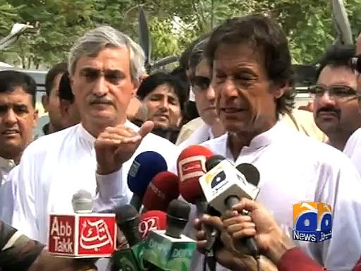 MQM should not complain about Karachi Operation, says Imran Khan