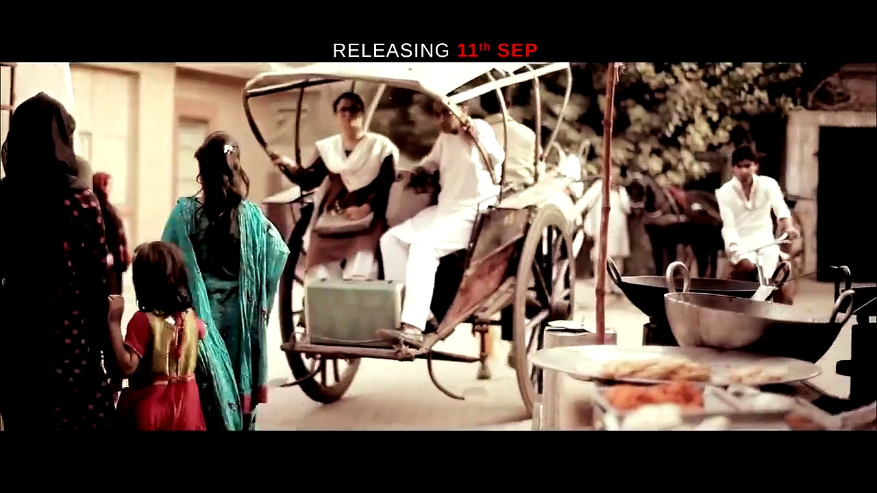 Official trailer of Pakistani film Manto
