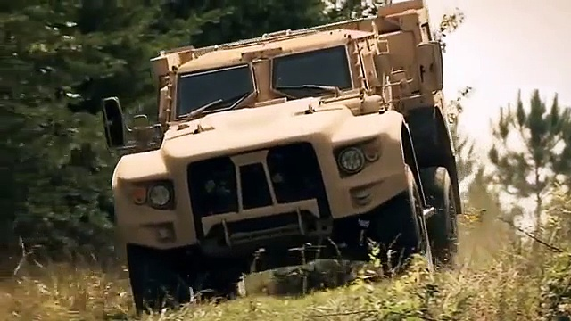 Oshkosh replaces U.S. Army, Marine Humvees