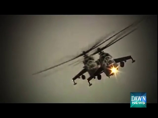 Pakistan to buy four Mi-35 attack helicopters from Russia