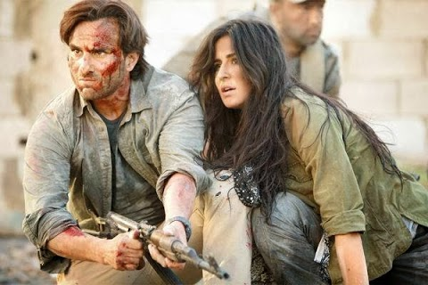 Bollywood film 'Phantom' fails to attract viewers