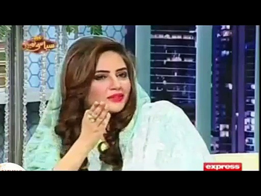 PPP's Raja Riaz goes answerless on a question about Ayyan Ali