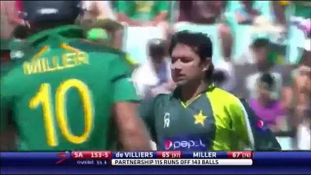 Saeed Ajmal's best wickets compilation