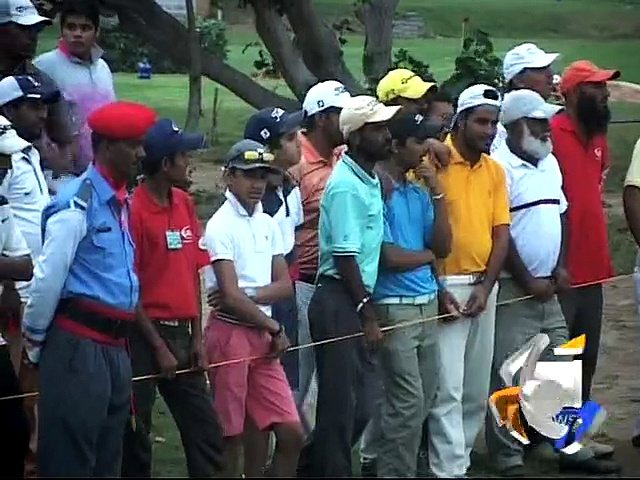 Shabbir Iqbal clinches Independence Day Golf Title