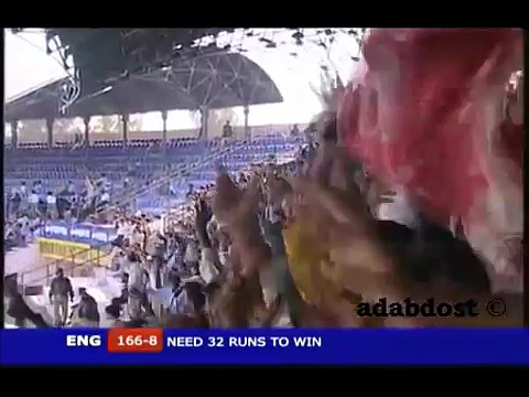 Shoaib Akhtar – Nightmare for Batsmen