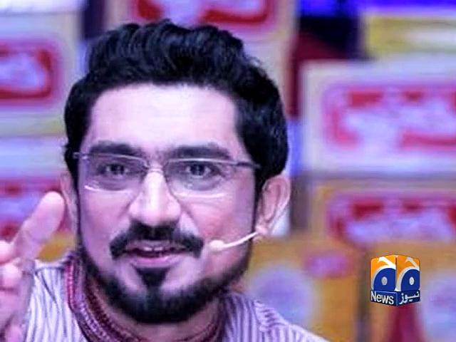 TV host Sabbir Abu Talib sent on physical remand