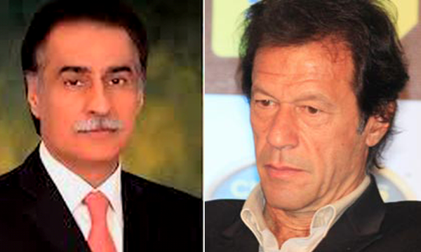 I don't have any personal rivalry with Ayaz Sadiq: Imran Khan