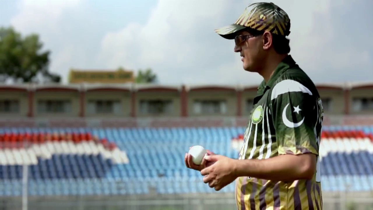 Zeeshan Abbasi, the world's fastest blind cricket bowler