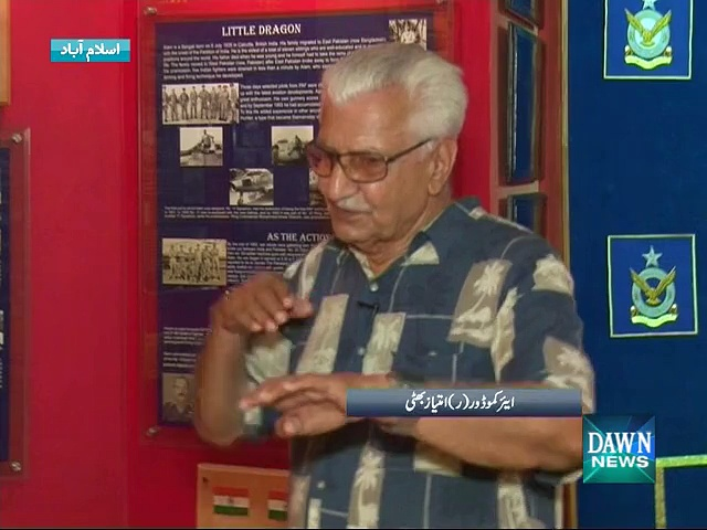 1965's war story by Air Commodore (R) Imtiaz Bhatti