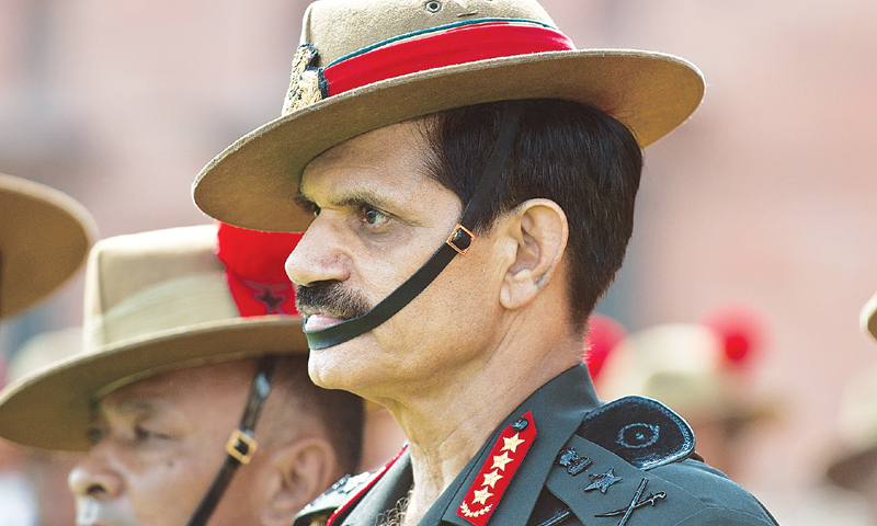 Military ready for short war, says Indian army chief