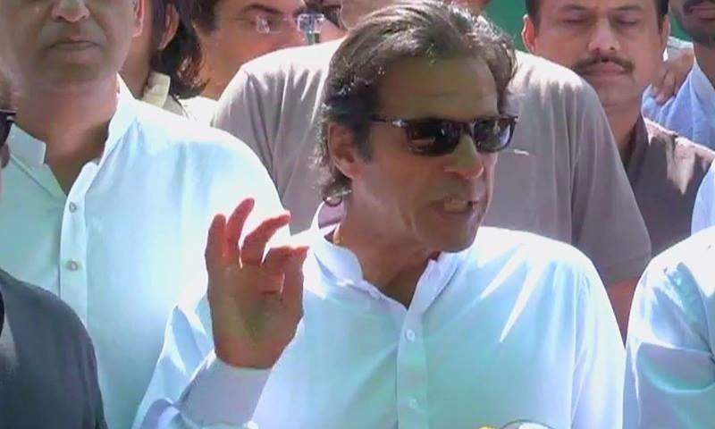 Imran Khan seeks army deployment during by-polls