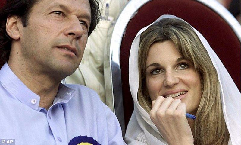 Imran Khan declares allegations  against Jemima baseless