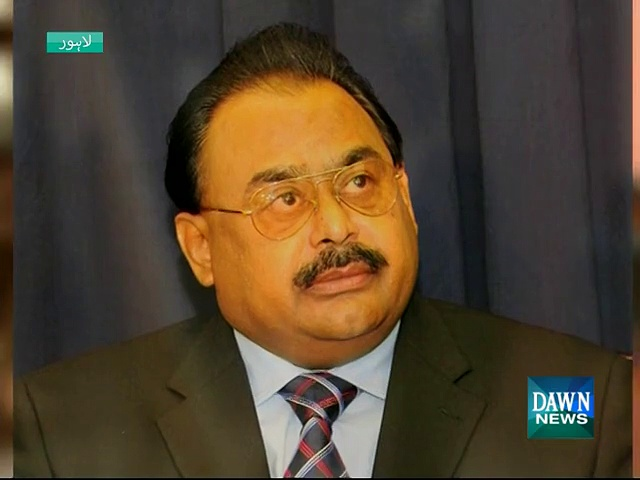 Court bans broadcast of Altaf Hussain speeches