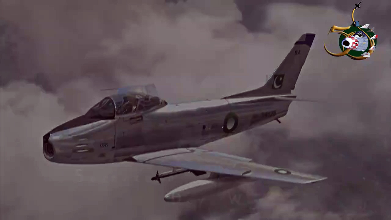 Pakistan Air Force marks 50 years of 1965 war