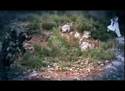 Pakistan Army's operation in Upper Aurak Zai Agency