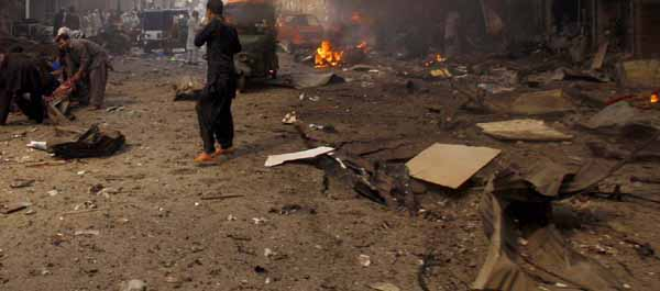 Suicide blast in Jamrud kills six