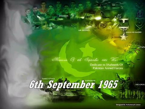September 6: Defence Day