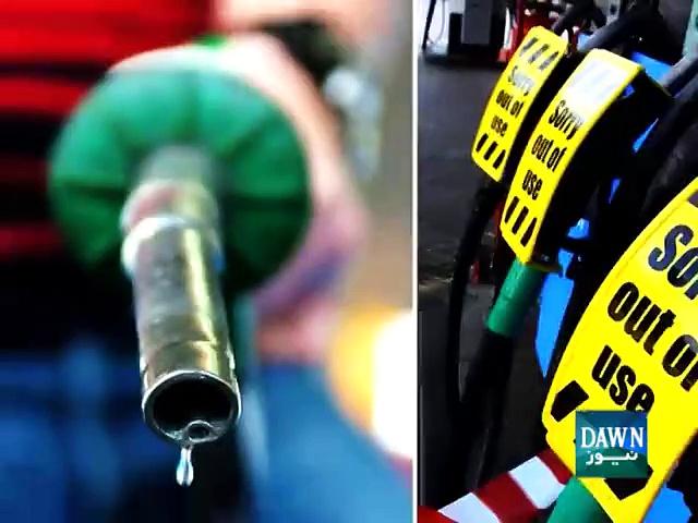 Strike from Oil Tanker Association leads to Petrol shortage in Karachi