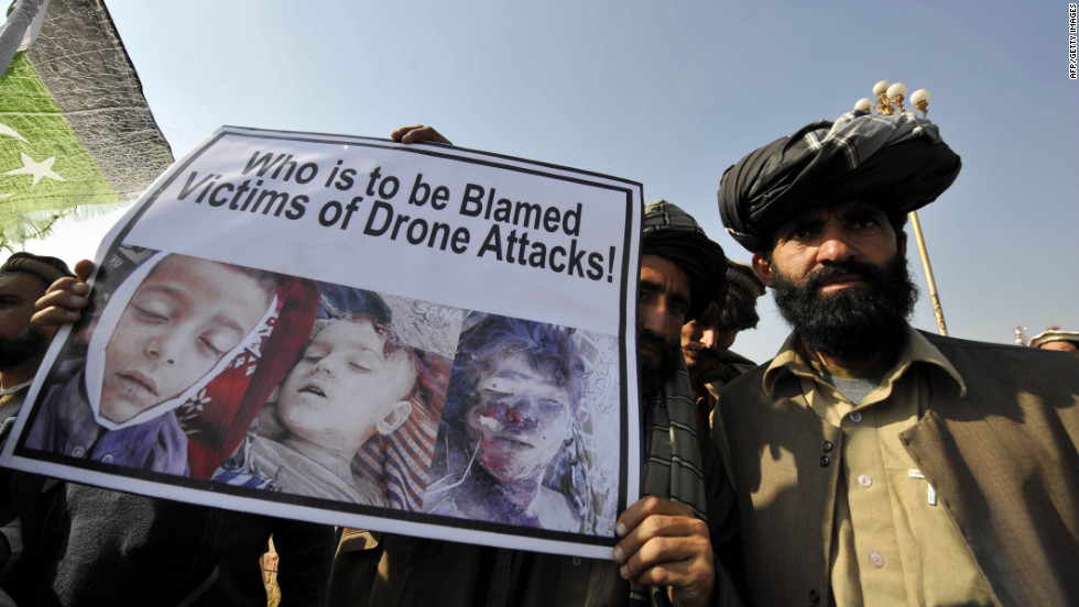 Most of the victims of Drone Strikes were innocent: Report