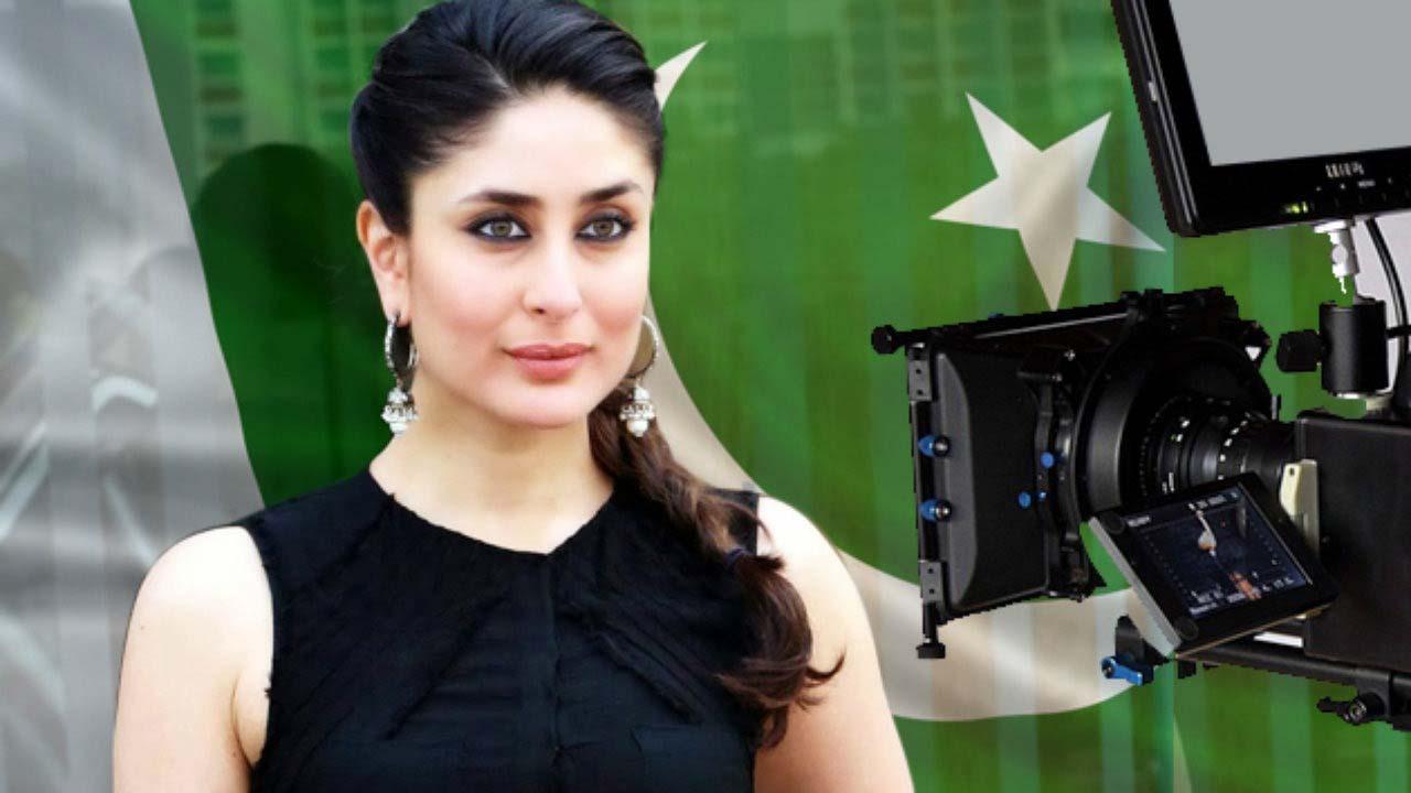 Kareena Kapoor to work in a Pakistani Film