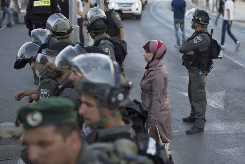 Expelling Palestinians from Jerusalem