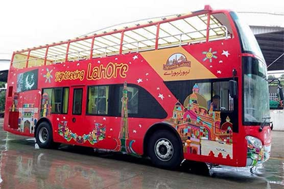 Sightseeing Lahore: Two double-decker buses for tourists to be launched in Punjab