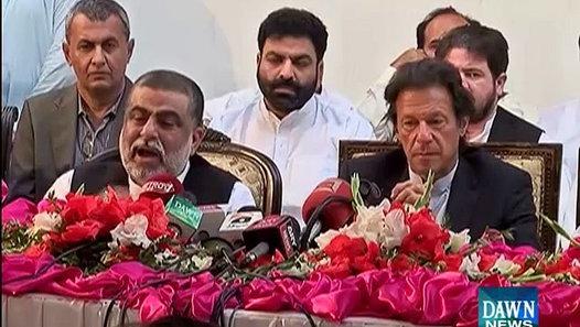 Sardar Yar Muhammad Rind joins PTI