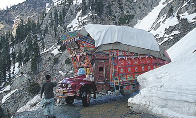 National Geographic's documentary on Lowari Pass