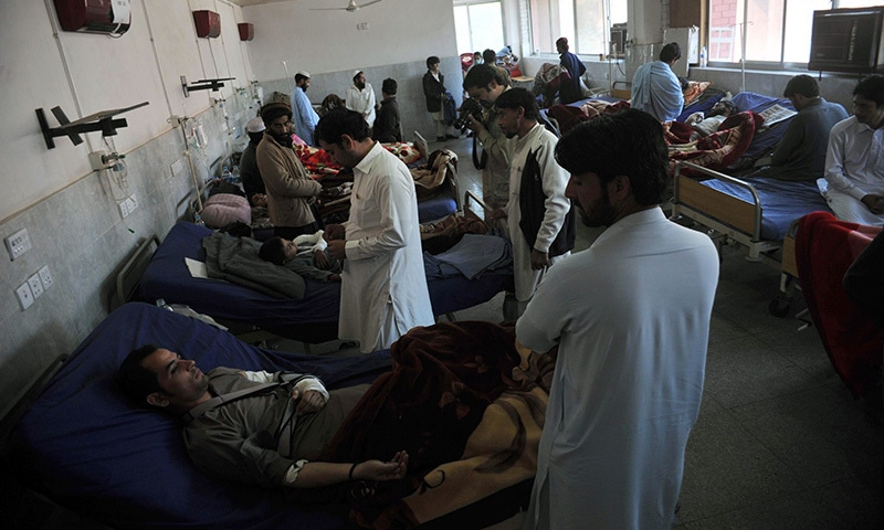 No facilities for earthquake victims in Dir, complians Zahid Khan