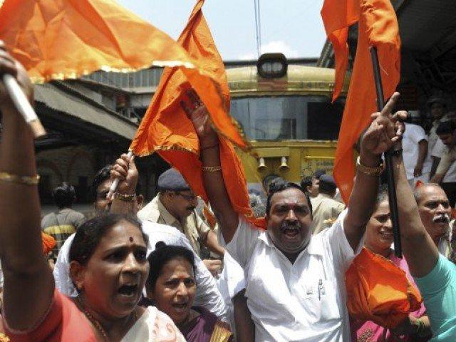 History of Shiv Sena's extremism against Pakistan
