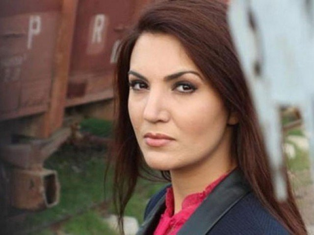 Reham Khan discloses her future plan