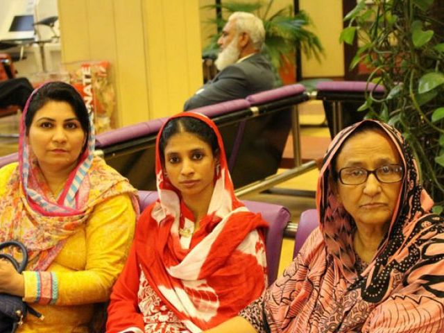 Indian Girl 'Geeta' leaves for India