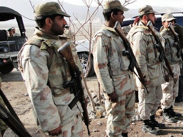 Pak-Afghan border Firing: 7 FC soldiers martyred