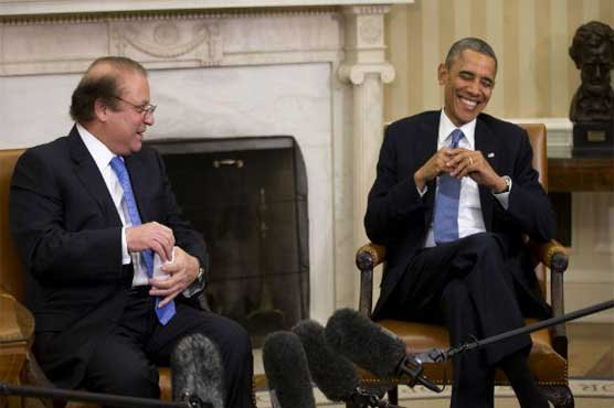 Nawaz Sharif meets Obama with 'Parchi' again