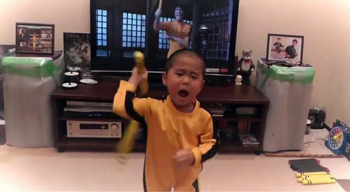 Little Bruce Lee
