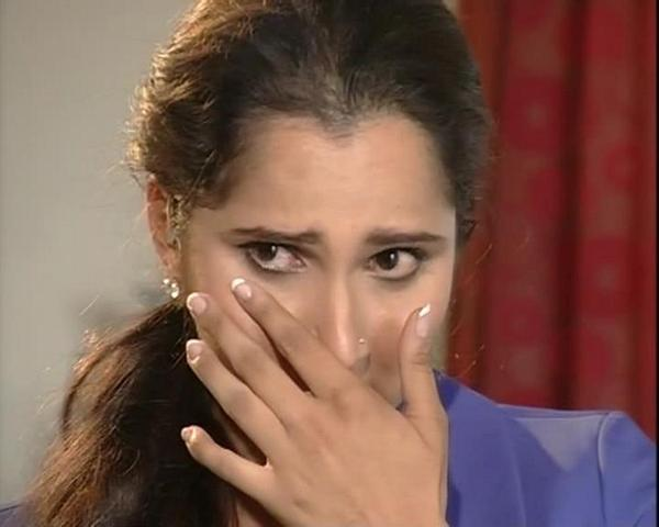 Indian extremism breaks Sania Mirza into tears