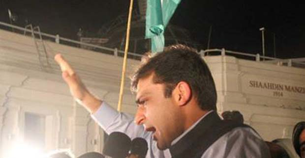 PML-N's supporter exposes Hamza Shahbaz's reality
