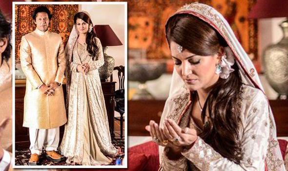 We haven't divorced yet: Reham Khan