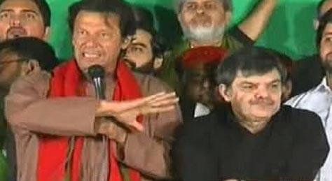 Mubashir Lucman lashes out PTI